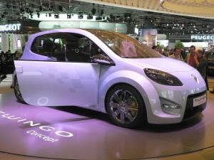 Twingo 2 concept