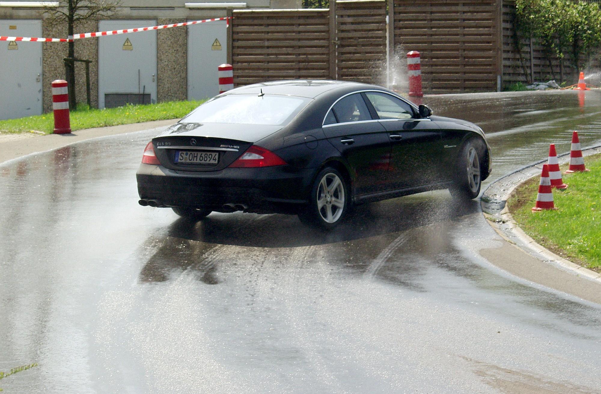Test endurance des pneus