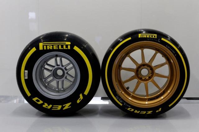 """Pneus 13"""" contre pneus 18"""""""