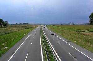 Sur-gonfler ses pneus pour l'autoroute