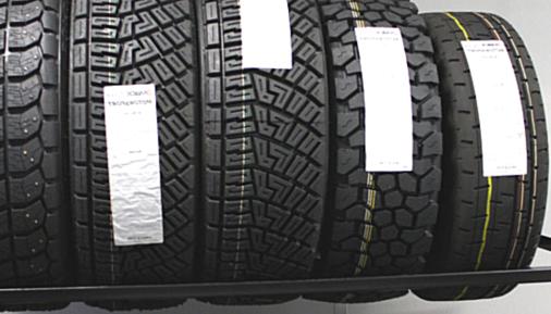 Gamme de pneus DMACK pour le rallye