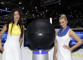 Pneus du futur : Goodyear et Michelin à l'honneur