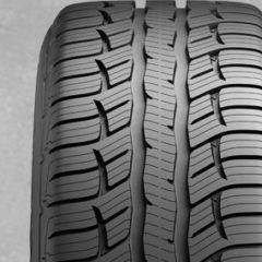 Le pneu quatre saisons de BFGoodrich
