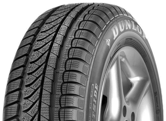 pneus Dunlop SP WINTER RESPONSE