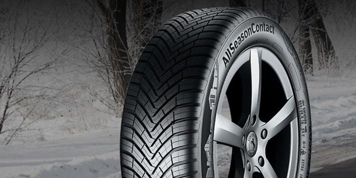pneus Continental ALL SEASON
