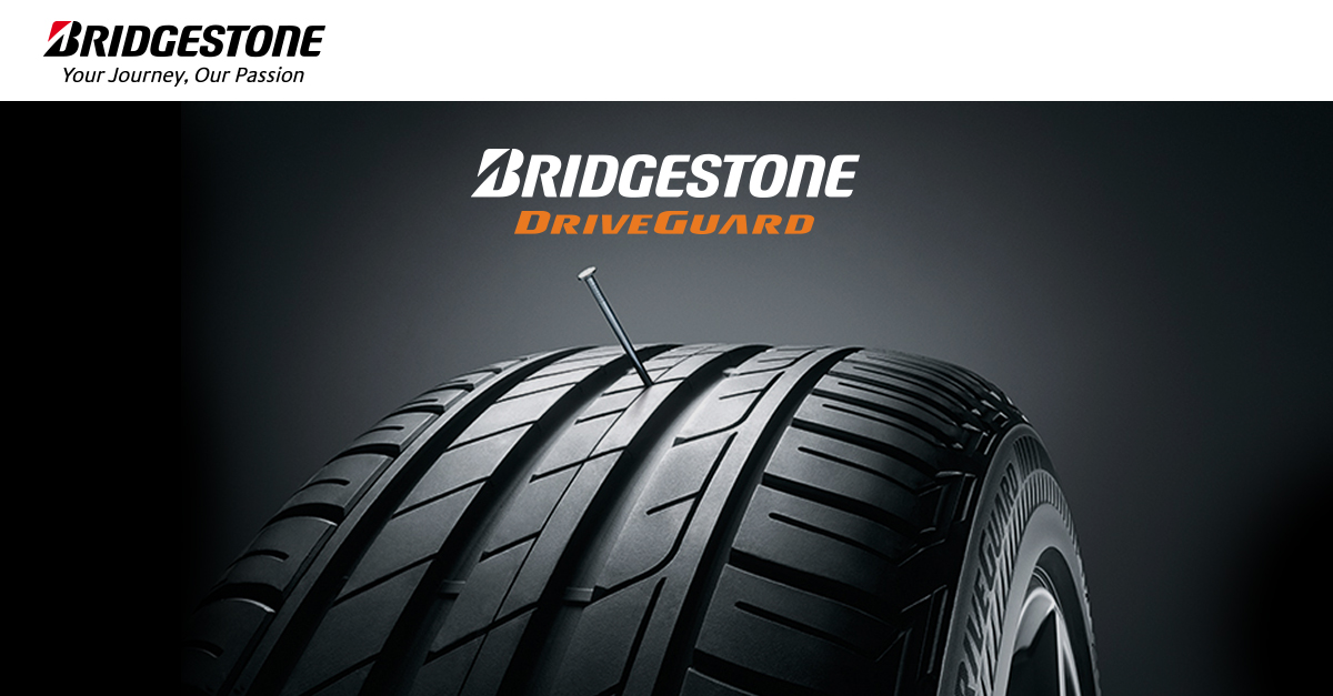 pneus BRIDGESTONE DRIVEGUARD