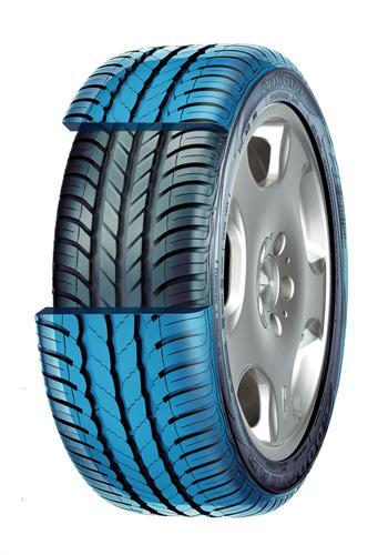 Un pneu sous le pneu