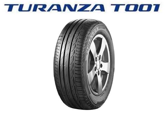 Test du pneu Turanza T001