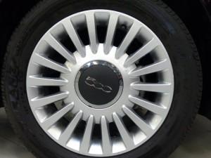 Taille pneu Fiat 500 : tableau des dimensions