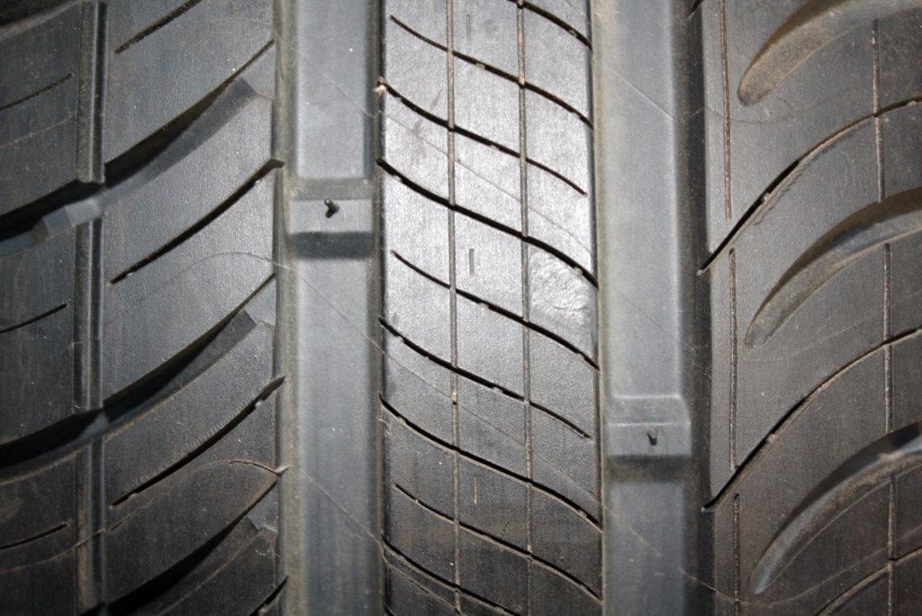 temoin usure pneu