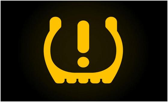Reconnaitre le voyant pneu et les raisons de son apparition